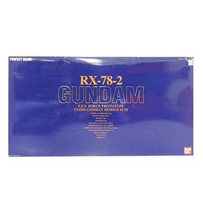 機動戦士ガンダム PG 1/60 RX-78-2 ガンダム
