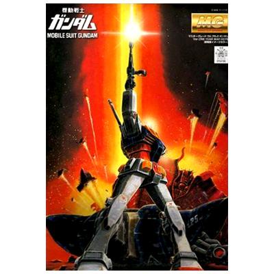 ガンプラ 機動戦士ガンダム めぐりあい宇宙編 MG 1/100 ガンダム RX78-2 Ver. ONE YEAR WAR 0079 劇場版カラー