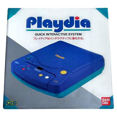 Playdia(プレイディア)