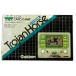 227854LCDカードゲーム トロイの木馬/古いゲーム