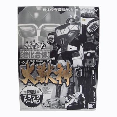 恐竜戦隊ジュウレンジャー 進化合体 DX大獣神 特別版ブラックバージョン / スーパー戦隊 DX合体ロボ