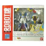 231123機動戦士Vガンダム ROBOT魂 V2アサルトバスターガンダム