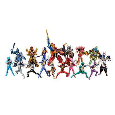 HG エイチジーヒーローズ スーパー戦隊 EX ―史上最強のブレイブ― プレミアムバンダイ限定