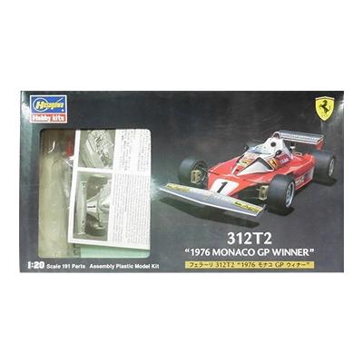 ハセガワ 1/20 フェラーリ 312T2 1976 モナコ GP ウィナー