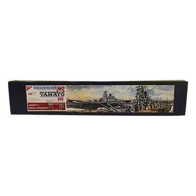 ニチモ 1/200 戦艦大和 展示模型専用スペシャル 2004 09 二訂版