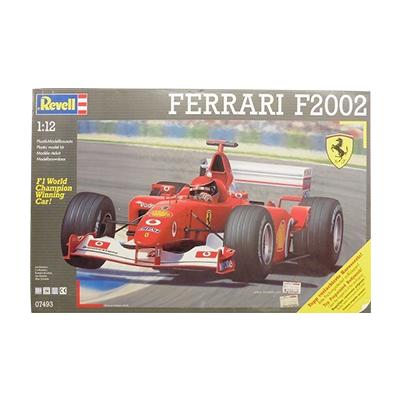 レベル 1/12 フェラーリ F2002 F1ワールドチャンピオン ウィニングランカー