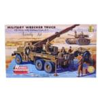 レンウォール 1/32 米軍 ミリタリー レッカートラック/ミリタリー プラモ