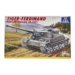 231070イタレリ 1/35 ドイツ重戦車 フェルディナント・タイガー