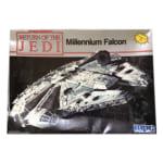 MPC STAR WARS RETURN OF THE JEDI Millennium Falcon ミレニアムファルコン (日本語説明書付)