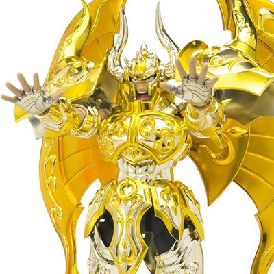 聖闘士聖衣神話EX 聖闘士星矢 黄金魂 -soul of gold- タウラスアルデバラン 神聖衣 初回特典付