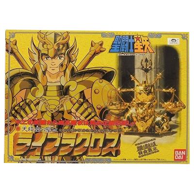 聖闘士星矢 聖闘士聖衣大系(セイントクロスシリーズ) 黄金聖衣 ライブラクロス 天秤座の聖衣