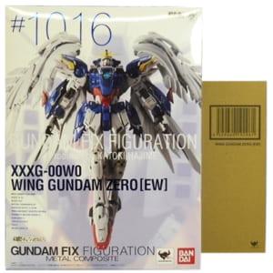 GUNDAM FIX FIGURATION G.F.F METAL COMPOSITE #1016 XXXG-00W0 ウイングガンダムゼロ EW版 魂ウェブ商店限定