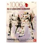 230686GUNDAM FIX FIGURATION G.F.F #1006 ユニコーンガンダム
