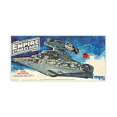 MPC STAR WARS EMPIRE STRIKES BACK スターデストロイヤー