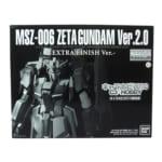 230793MG 1/100 Zガンダム Ver.2.0 エクストラフィニッシュver. キャラホビ2010 限定