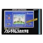 ノストラダムスの大予言 LCD ゲーム デジタル GD /古いゲーム
