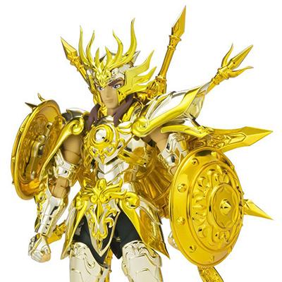 聖闘士聖衣神話EX 聖闘士星矢 黄金魂 -soul of gold- ライブラ童虎 神聖衣