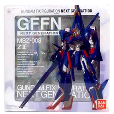 GUNDAM FIX FIGURATION NEXT GENERATION GFFN #0041 ZII(ゼッツー)