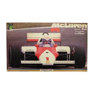 プロター 1/12 マクラーレン MP4/2C ワールドチャンピオン 1986