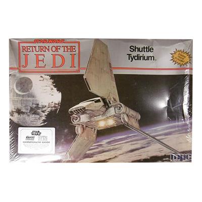 MPC STAR WARS RETURN OF THE JEDI Shuttle Tydirium シャトル タイディリアム