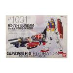 230884GUNDAM FIX FIGURATION メタルコンポジット GFFMC #1001 RX-78-2 ガンダム Ver.Ka WITH G-ファイター