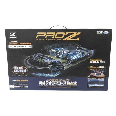 東京マルイ PRO-Z Zゲージ 完成ジオラマコース 基本セット PZ3-001