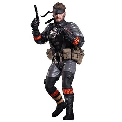 ビデオゲーム・マスターピース メタルギアソリッド3 スネークイーター 1/6スケールフィギュア ネイキッド・スネーク スニーキングスーツ版