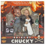 マクファーレントイズ ムービーマニアックス2 チャッキー&ティファニー デラックスBOXセット / チャイルドプレイ チャッキーの花嫁
