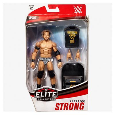 マテル エリート WWE ロデリック・ストロング