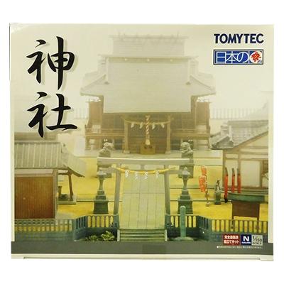 ジオコレ 建物コレクション 日本の祭 1/150 神社