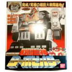 高速戦隊ターボレンジャー DX戦闘巨神ターボビルダー / スーパー戦隊 基地ロボ