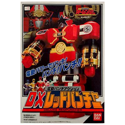 超力戦隊オーレンジャー 電動パンチアクション DXレッドパンチャー