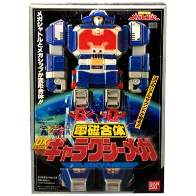 電磁戦隊メガレンジャー 電磁合体 DXギャラクシーメガ / スーパー戦隊 合体ロボ