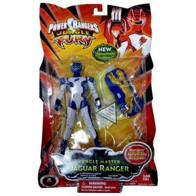 獣拳戦隊ゲキレンジャー パワーレンジャー ジャングルフューリー 海外版ゲキレンジャー スーパーゲキブルー / ジャガーレンジャー