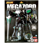 234220Mighty Morphin Power Rangers 超合金魂 GX-72B MEGAZORD Black ver. 大獣神 ブラックver.