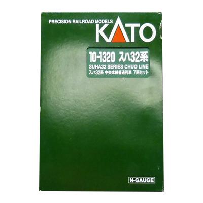 KATO Nゲージ 10-1320 スハ32系 中央本線普通列車 7両セット