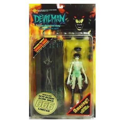 フューチャーモデルズ デビルマン・アクションフィギュア セカンドシリーズミーコ 666体限定 アシッド・ブラッド・グロウVer.