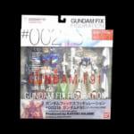 機動戦士ガンダムF91 GUNDAM FIX FIGURATION(GFF) #0021b