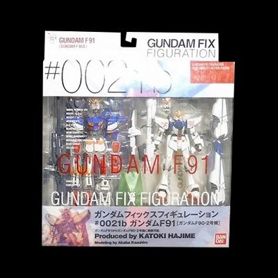機動戦士ガンダムF91 GUNDAM FIX FIGURATION(GFF) #0021b
