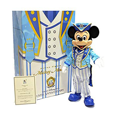 メディコム・トイ アクションフィギュア TDS 15周年 / ミッキーマウス ディズニー 東京ディズニーシー RAH