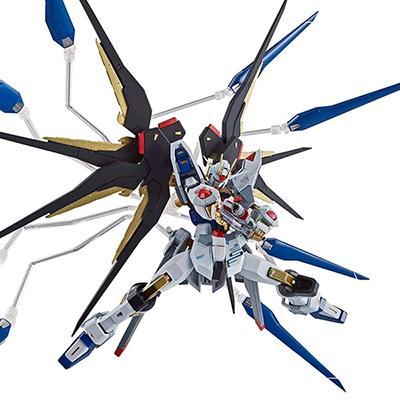 メタルロボット魂 機動戦士ガンダムSEED DESTINY ストライクフリーダムガンダム SIDE MS