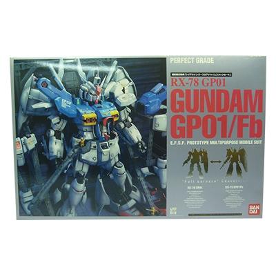 機動戦士ガンダム0083 PG 1/60 RX-78 ガンダムGP01 /Fb フルバーニアン
