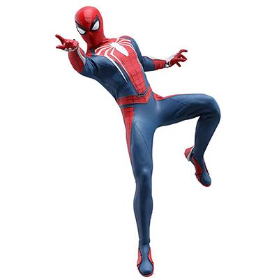 ビデオゲーム・マスターピース Marvel's Spider-Man 1/6スケールフィギュア スパイダーマン アドバンスドスーツ版