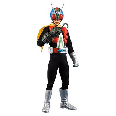RAH220 リアルアクションヒーローズ220 仮面ライダーV3 DX ライダーマン X 仮面ライダーV3購入特典商品