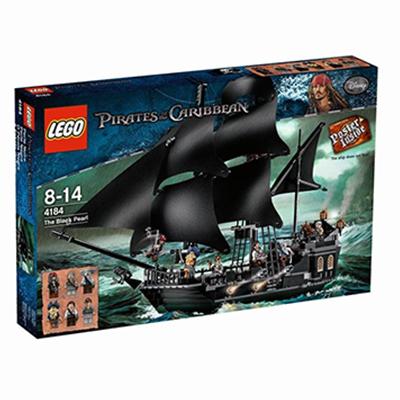 LEGO レゴ 4184 ブラックパール号 / パイレーツ・オブ・カリビアン