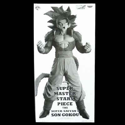 アミューズメント一番くじ ドラゴンボールGT SUPER MASTER STARS PIECE THE SUPER SAIYAN 4 SON GOKOU TWO DIMENSIONS賞 孫悟空