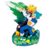 アミューズメント一番くじ ドラゴンボール超 SUPER MASTER STARS DIORAMA II THE ANIME賞 ベジータ&トランクス