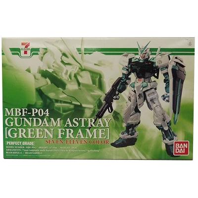 PG MBF-P04 ガンダム アストレイ グリーンフレーム セブンイレブンカラーver.