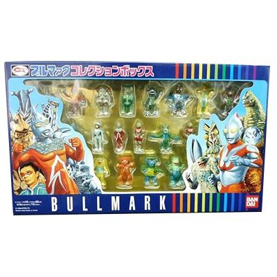 ブルマァクコレクションボックス ミニフィギュア 25体セット