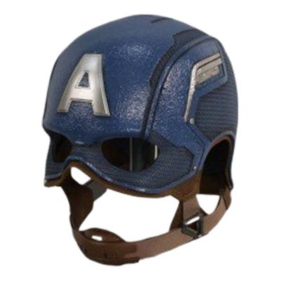 キングアーツ ムービープロップスシリーズ 1/1 ヘルメット キャプテン・アメリカ / シビル・ウォー キャプテン・アメリカ